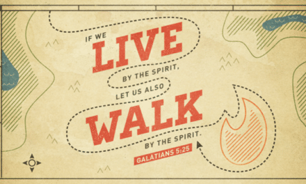 Walk In The Spirit