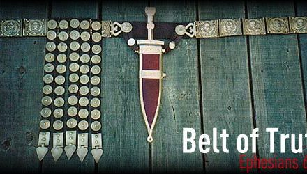 Belt of Truth in Ephesians