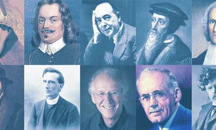 Christian authors everyone should read.