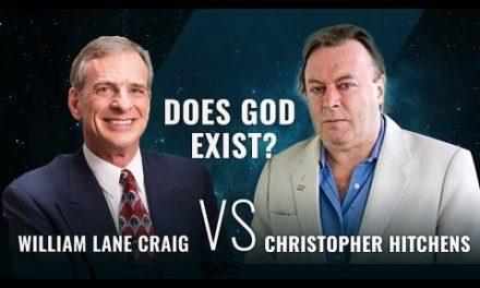 William Lane Craig v Christopher Hitchens