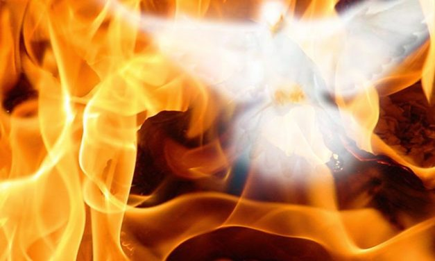 The Holy Spirit and Fire